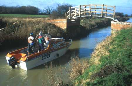 Casthorpe Bridle Bridge