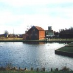 Hickling Basin after restoration