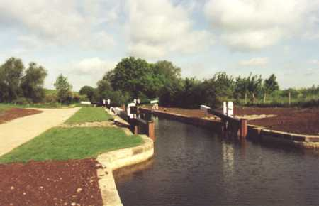Restored Lock 7 - May 2000