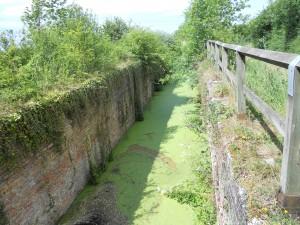 Grantham Canal - Lock 15