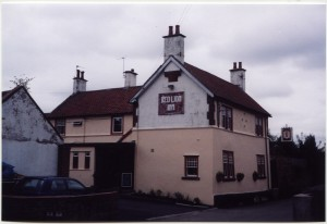 Red Lion Stathern