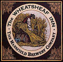 The Wheatsheaf Pub Sign