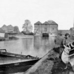 The Misses Camerons' Penny Boats Grantham Canal Basin c1920s