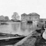 The Misses Camerons' Penny Boats Grantham Canal Basin c1920s 299×156