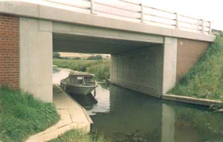 Casthorpe Road Bridge